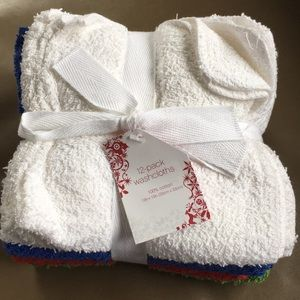 Other - 12 pack of face cloths
